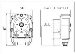 Насос F PER 0.5-1 230V SANT_2