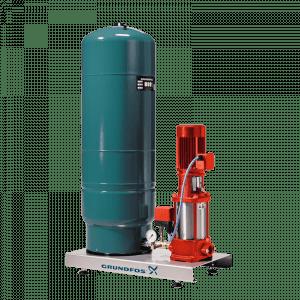 Жокей-насосы для систем водного пожаротушения