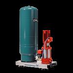 Жокей-насос для систем водного пожаротушения Grundfos Hydro Solo FS CR 1-10